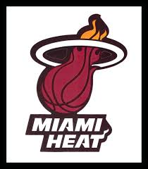 1 Miami Heat Basketball Nba Licensed Team Logo Indoor Sticker Decal Ebay Collectibles Miami Heat Basketball Miami Heat Miami