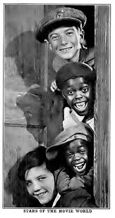 Wesley Barry, Gordon Griffith, Ernest Morrison, and Florence Morrison in  Penrod (1922) | Classic kids, Silent film, African american history