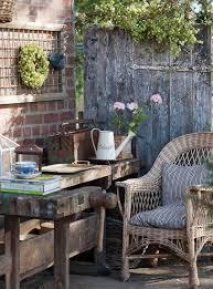 vintage garden decoration ideas