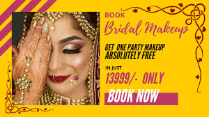 get one party makeup absolutely free