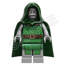 Lego Game Dr Doom T Shirt Iron On Transfer Decal 17
