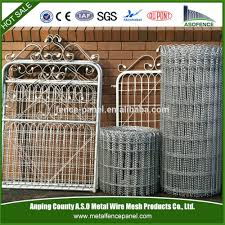 Steel Garden Mesh Yard Ornamental Wire Fence Buy Yard Ornamental Wire Fence Galvanized Wire Mesh Roll Wire Fencing Decorative Wire Fence Product On Alibaba Com