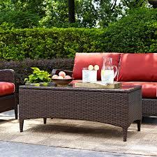 crosley furniture kiawah outdoor wicker