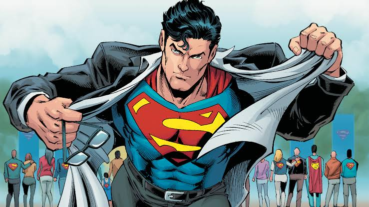 Background story of Superman's Video