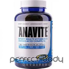 gaspari nutrition anavite vitamins