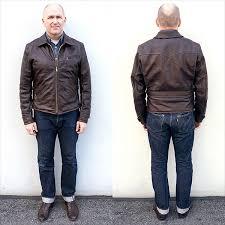 good wear leather coat company