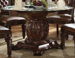 acme vendome single pedestal dining
