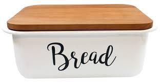 Tablecraft Enamelware Bread Box Reviews Wayfair