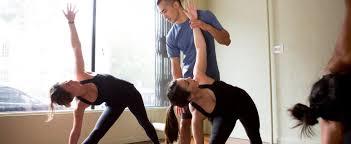 abroad for a yoga teacher
