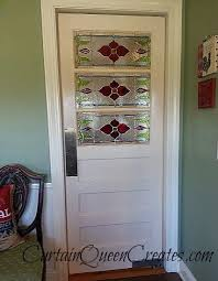 stained glass windows from