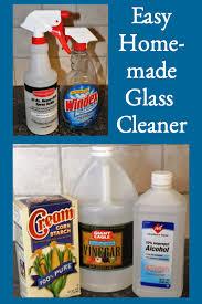 easy homemade glass cleaner better