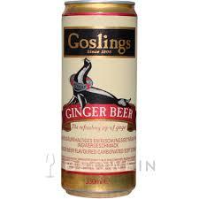 goslings ginger beer 0 33 l