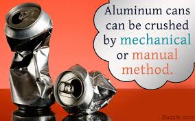 how to make an aluminum can crusher