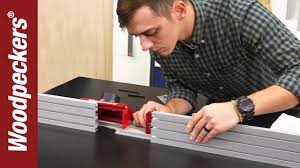 Installing Super Fence On Router Table Deep Dive Youtube