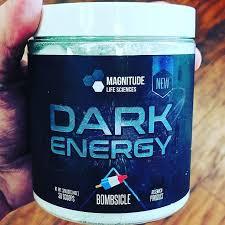 dark energy pre workout review craze