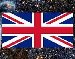 British Flag Sticker Etsy
