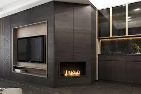 bioethanol fireplace remote control