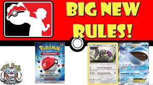 Important New Pokémon TCG Rules! (Never-Ending Games!) - YouTube