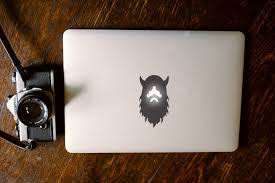 2 Units Of Viking Decal Sticker Vikings I Vikingr Berserk Vikinger Vikingar Logo Light Glows Up Viking Face Free Shipping