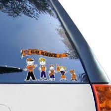 Official Phoenix Suns Car Accessories Auto Truck Decals License Plates Store Nba Com