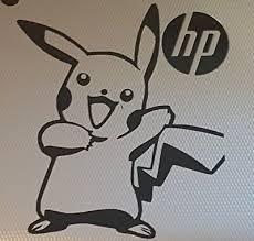 Decals Stickers Vinyl Art Home Garden Wall Laptop Window Pikachu Pokemon Go Vinyl Decal Sticker Car Adrp Fournitures Fr