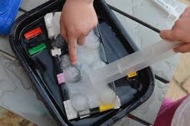 Ice Experiments – Science Experiments for Kids