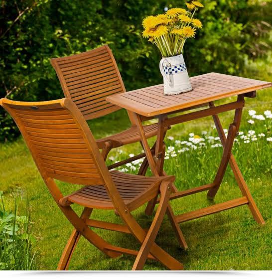 """Resultado de imagen de mesas en el jardin"""""""