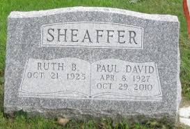 Paul D Sheaffer (1927-2010) - Find A Grave Memorial
