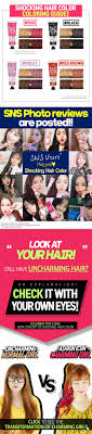 labelyoung shocking hair color 4 colors