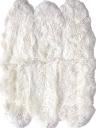 australian sheepskin rug soft fur