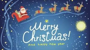 ucapan selamat natal dan tahun baru dalam bahasa