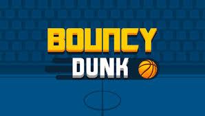 play bouncy dunk