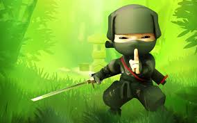 mini ninjas background on hipwallpaper