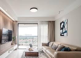best flush mount led ceiling lights for