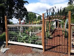 6a011168642488970c0167694346bd970b Pi 3 264 2 448 Pixels Deer Fence Garden Gates And Fencing Metal Garden Fencing
