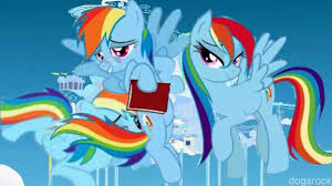 oppa rainbow style you