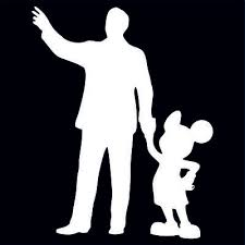 Mickey Mouse Walt Disney Partners Vinyl Decal Sticker Choose Color Size 2 49 Picclick