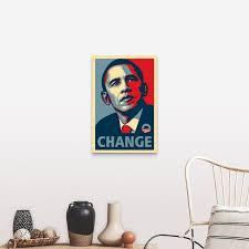 Shop Barack Obama 2008 Canvas Wall Art Overstock 24133625