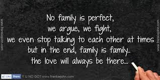 quotes about families fighting quotes