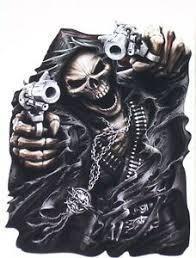 Grim Reaper Assasin Skull Wall Window Decal Decals Sticker Car Truck Motorcycle Ebay