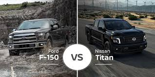 ford f 150 vs nissan an
