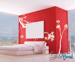 Vinyl Wall Decal Sticker Tree And Branches Ac120 Stickerbrand