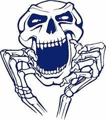 Skull Hands Face Mask Skeleton Head Car Truck Window Laptop Vinyl Decal Sticker Ebay