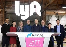 Newly public Lyft's investors include Stamford's Olympus - StamfordAdvocate