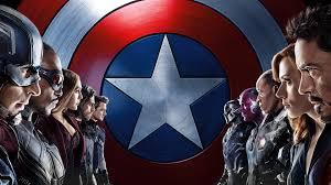 capn america civil war wallpaper 4k