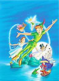 walt disney posters peter pan