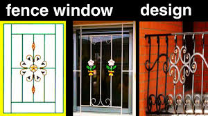 Fence Window Grill Design Home Security Window Model Home Front Gate Youtube