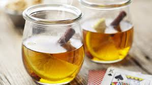 hot ered rum like a colonial american