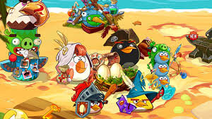 Download Angry Birds Epic Mod APK for Android Phone