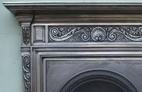 restoring a period fireplace